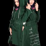 model jaket wanita muslimah terbaru masa kini 2017- 2018-Urbanashion