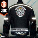 Jaket Touring Murah Club NNKC Nunukan